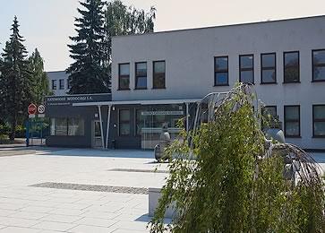 Siedziba Katowickich Wodociągów Spółka Akcyjna